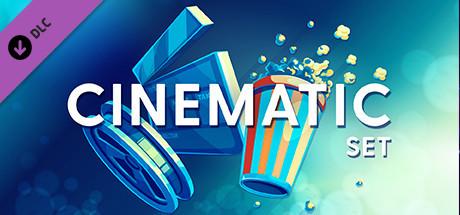 Movavi Video Editor Plus 2021 - Cinematic Set cover art