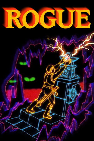 Rogue poster image on Steam Backlog