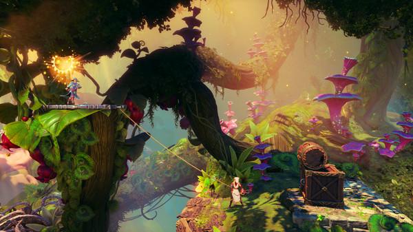 скриншот Trine 4: Melody of Mystery 3