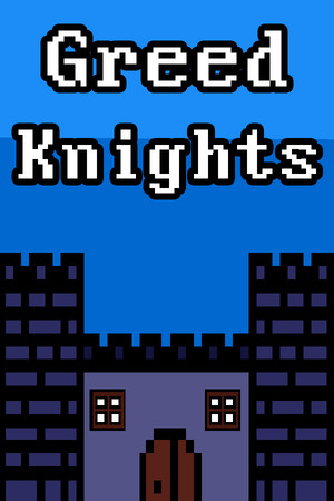 Greed Knights poster image on Steam Backlog
