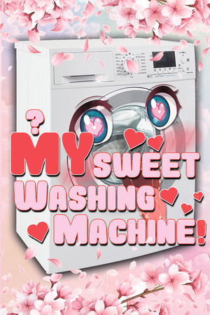 My Sweet Washing Machine! poster image on Steam Backlog
