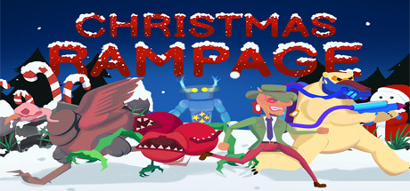Christmas Rampage cover art