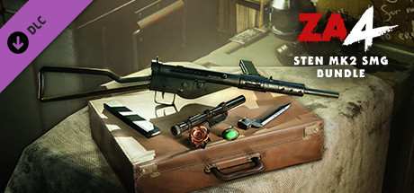 View Zombie Army 4: Sten MK2 SMG Bundle on IsThereAnyDeal