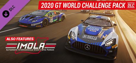 Assetto Corsa Competizione 2020 GT World Challenge Pack-CODEX