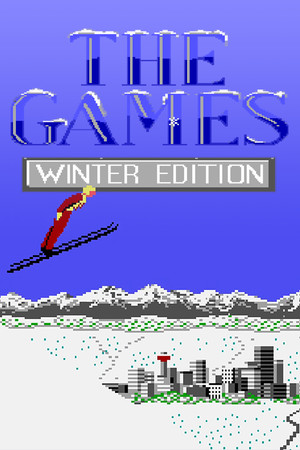 The Games: Winter Edition poster image on Steam Backlog