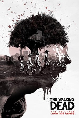 The Walking Dead: The Telltale Definitive Series poster image on Steam Backlog