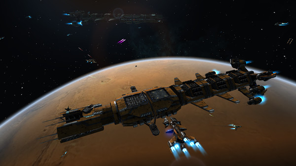 Space Commander: War and Trade Screenshot