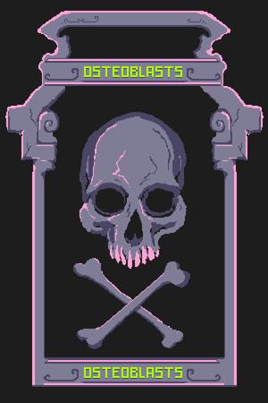 Osteoblasts poster image on Steam Backlog