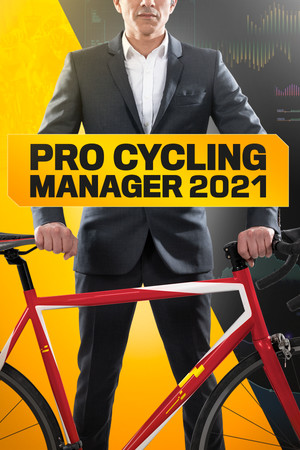 Pro Cycling Manager 2021 poster image on Steam Backlog