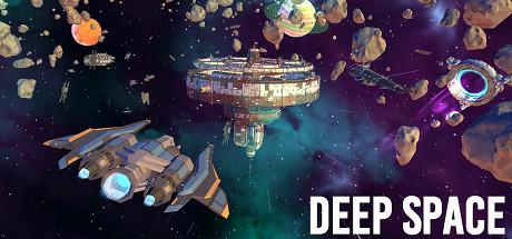 Deep Space cover art