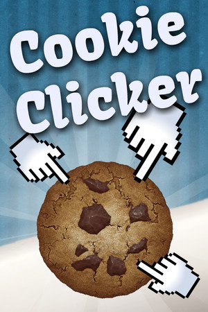 Cookie Clicker poster image on Steam Backlog