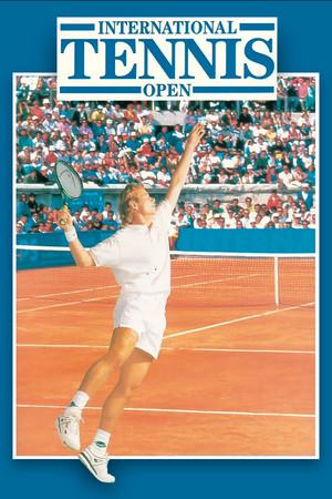 International Tennis Open poster image on Steam Backlog