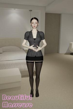 Beautiful Masseuse poster image on Steam Backlog