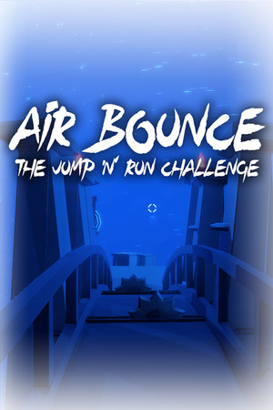 Air Bounce - The Jump 'n' Run Challenge poster image on Steam Backlog