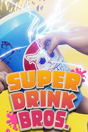 SUPER DRINK BROS. poster image on Steam Backlog