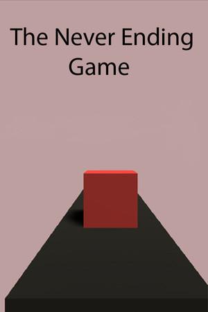 The Never Ending Game poster image on Steam Backlog