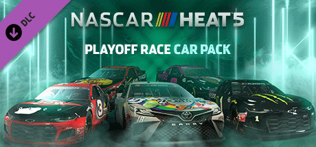 NASCAR Heat 5 - Playoff Pack cover art