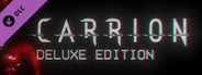 CARRION Deluxe Edition Content