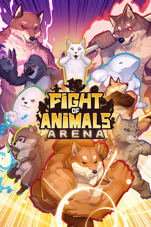 Fight of Animals: Arena poster image on Steam Backlog