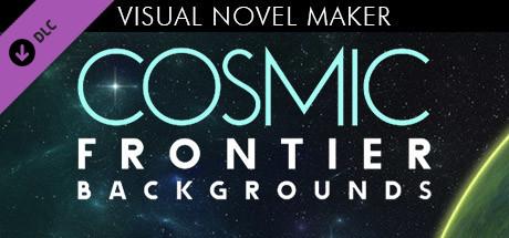 Visual Novel Maker - Cosmic Frontier Backgrounds