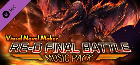 Visual Novel Maker - RE-D FINAL BATTLE MUSIC PACK
