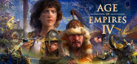 Age of Empires IV cover art