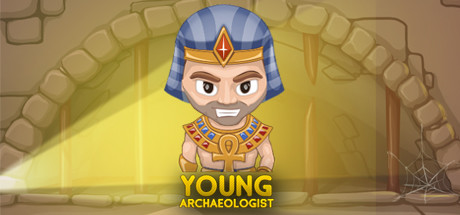 Young Archaeologist cover art