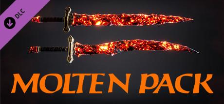 RUNE II: Molten Weapons Pack