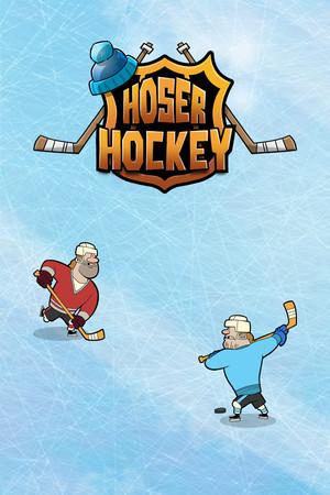Hoser Hockey poster image on Steam Backlog