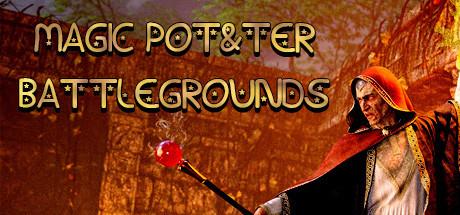MAGIC POT&TER BATTLEGROUNDS cover art