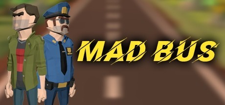 Mad Bus cover art