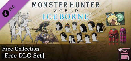 MHW:I -  Free Content Collection Pack