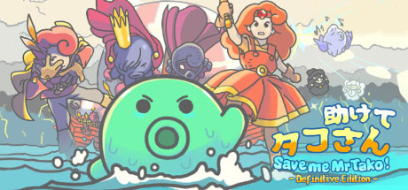 View Save me Mr Tako: Definitive Edition on IsThereAnyDeal