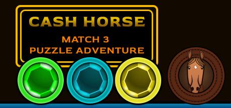 Cash Horse - Match 3 Puzzle Adventure cover art