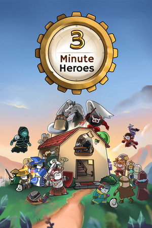 3 Minute Heroes poster image on Steam Backlog