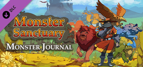 Monster Sanctuary - Monster Journal