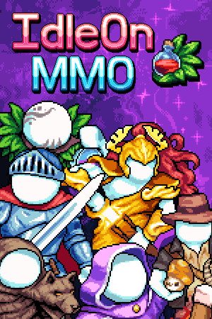 Legends of IdleOn - Idle MMO poster image on Steam Backlog