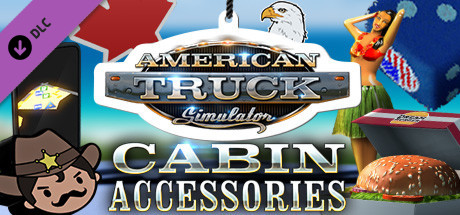American Truck Simulator - Cabin Accessories