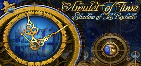 Amulet of Time: Shadow of La Rochelle cover art