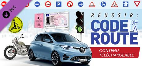 Купить Réussir : Code de la Route Spécial Moto (DLC)