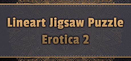 LineArt Jigsaw Puzzle - Erotica 2 cover art