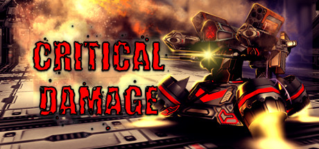 Critical Damage cover art