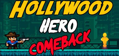 Hollywood Hero: Comeback cover art
