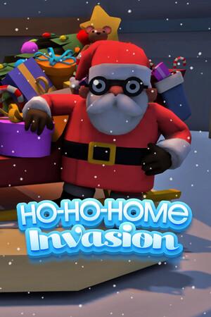 Ho-Ho-Home Invasion poster image on Steam Backlog