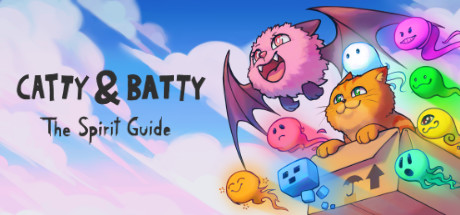 View Catty & Batty: The Spirit Guide on IsThereAnyDeal