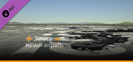 Tower!3D - KEWR Airport