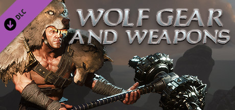 RUNE II: Wolf Armor + Weapon Set