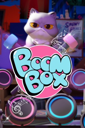 BoomBox poster image on Steam Backlog