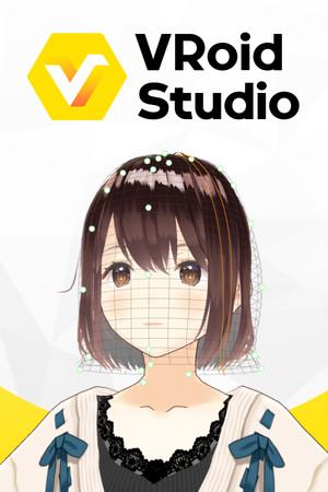 VRoid Studio v0.14.0 poster image on Steam Backlog