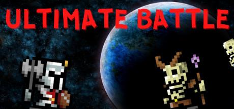Ultimate Battle cover art